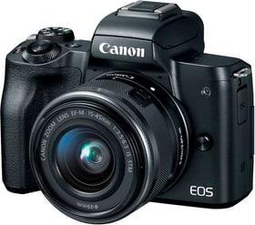 EOS M50 + EF-M 15-45mm - schwarz