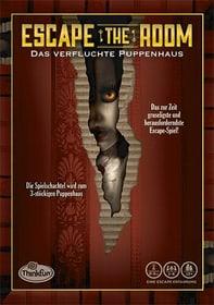 Escape the Room 3 (DE) Jeux de société Ravensburger 749000990000 Photo no. 1
