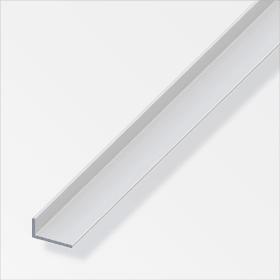 Winkel-Profil ungleichschenklig 3 x 30 x 50 mm silberfarben 1 m alfer 605142200000 Bild Nr. 1