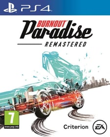 PS4 - Burnout Paradise Remastered Box 785300132867 Photo no. 1