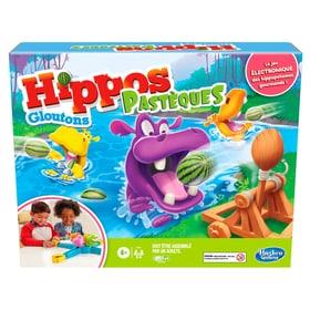 Hippo Flipp Gloutons Pasteque (FR) Giochi di società Hasbro Gaming 748678690100 Lingua FR N. figura 1