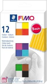 FIMO Soft Set, basic 12x25g 666930200000 Bild Nr. 1