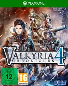 Xbox One - Valkyria Chronicles 4 - Limited Edition (D) Box 785300137508 Bild Nr. 1