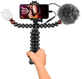 GorillaPod Mobile Vlogging Kit für Smartphones Vlogging Kit Joby 785300156581 Bild Nr. 1