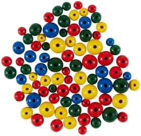 Bunte Perlen Grundfarben Legna Creativa 667029400000 Bild Nr. 1