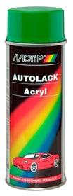Vernice acrilica verde 400 ml Vernice spray MOTIP 620714300000 Tipo di colore 44380 N. figura 1