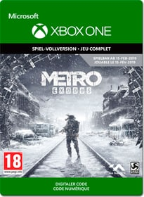 Xbox One - Metro Exodus Download (ESD) 785300141687 N. figura 1