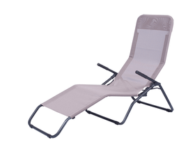 Chaise lounge inclinable Salute 75302690000017 Photo n°. 1