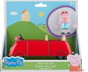 Peppa Pig Red Car Macchinine 747517400000 N. figura 1