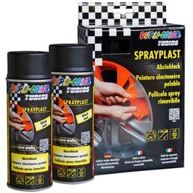 Sprayplast kit nero 400 ml Spray per cerchioni Dupli-Color 620836200000 N. figura 1