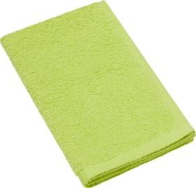 SMART FEELING Serviette d'hote 450873020260 Couleur Vert Dimensions L: 30.0 cm x H: 50.0 cm Photo no. 1