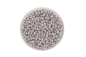 Rocailles 2,6mm Wachs grau 17g 608133000000 Bild Nr. 1