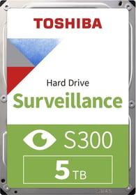 "S300 Surveillance 5TB 3.5"" SATA (BULK) Hard disk Interno HDD Toshiba 785300137568 N. figura 1"