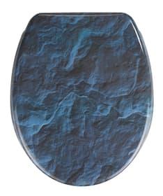 Slate Rock WC-Sitz WENKO 674041800000 Bild Nr. 1