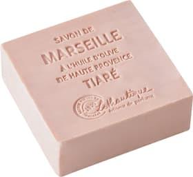 MARSEILLE Sapone tiaré 442086900138 Colore Pink Dimensioni L: 6.5 cm x P: 6.5 cm x A: 2.5 cm N. figura 1