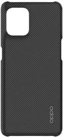 Find  X3 Pro  Hard-Cover aus Kevlar  Cover Kevlar(Fibre) black Custodia Oppo 785300158772 N. figura 1