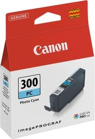 PFI-300 Tintenpatrone photo cyan Tintenpatrone Canon 798289400000 Bild Nr. 1