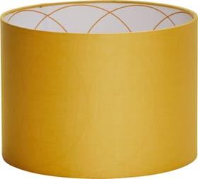 BLING 25 Lampenschirm 25cm 420191102502 Grösse H: 18.0 cm x D: 25.0 cm Farbe Honigfarbig Bild Nr. 1