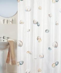 Rideau de douche  Escargot