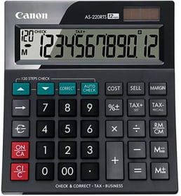 Calculatrice CA-AS220R 12-chiffres Calculatrice Canon 785300151137 Photo no. 1
