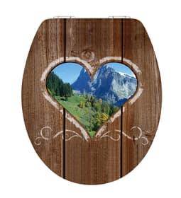 Mio Heart WC-Sitz Do it + Garden 675139800000 Bild Nr. 1