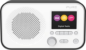 Elan E3 - Blanc Radio DAB+ Pure 773021800000 Photo no. 1