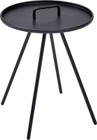 ACAPULCO Table d'appoint 408036800020 Dimensions H: 50.5 cm Couleur Noir Photo no. 1