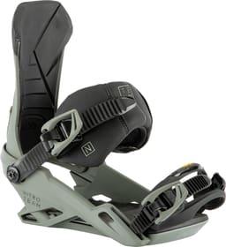 Team Snowboardbindung Nitro 494829000480 Grösse M Farbe grau Bild-Nr. 1