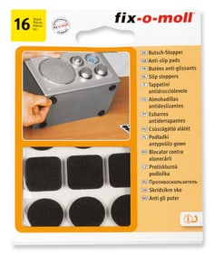 Rutschstopper 2.5 mm /  16 x Fix-O-Moll 607083500000 Bild Nr. 1