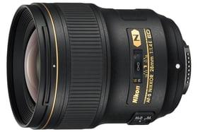 AF-S 28mm F1.4 E ED Objektiv Nikon 785300129439 Bild Nr. 1