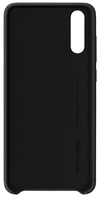 Silicone Case nero Custodia Huawei 785300135613 N. figura 1