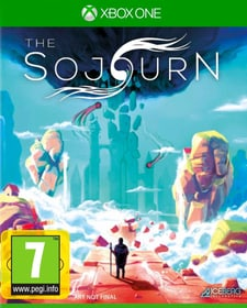 The Sojourn (D) Box 785300151415 N. figura 1