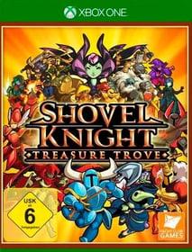Xbox One - Shovel Knight: Treasure Trove D Box 785300145715 Photo no. 1