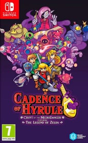 NSW - Cadence of Hyrule: Crypt of the NecroDancer Feat. The Legend of Zelda Box 785300155563 Bild Nr. 1