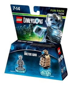 """LEGO Dimensions Fun Pack """"Doctor Who"""""""
