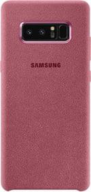 Alcantara Cover color rosa Custodia Samsung 785300130372 N. figura 1
