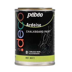 Ardoise 250ml Tablea. Noir Pebeo 663672700000 Photo no. 1