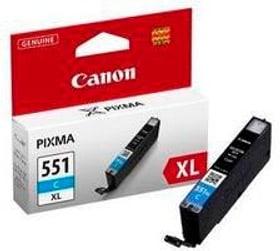 CLI-551 XL cyan Cartouche d'encre Canon 796079900000 Photo no. 1