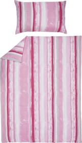LURDES Federa per cuscino seersucker 451319510637 Colore Pink Dimensioni L: 65.0 cm x A: 65.0 cm N. figura 1