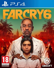 PS4 Far Cry 6 (PEGI) [D/F/I] Box 785300154473 Photo no. 1