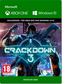 Xbox One - Crackdown 3 Download (ESD) 785300141680 N. figura 1