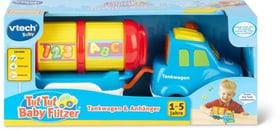 Tut Tut Baby Flitzer Tankwagen & Anhänger (DE) VTech 747307290000 Sprache Deutsch Bild Nr. 1