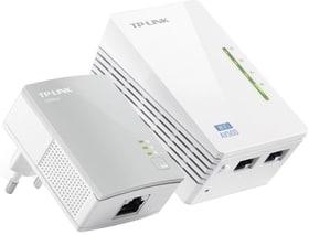 TP-Link TL-WPA4220KIT AV500 wireless è 2 porte Extender Powerline KIT