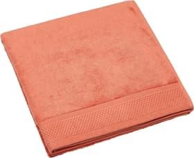 NEVA Linge de douche 450849720534 Couleur Orange Dimensions L: 70.0 cm x H: 140.0 cm Photo no. 1