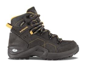 Kody III GTX Mid Chaussures de randonnée pour enfant Lowa 465525227086 Couleur antracite Taille 27 Photo no. 1