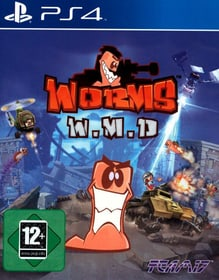 PS4 - Worms Weapons of Mass Destruction Box 785300121021 N. figura 1