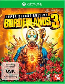 Xbox One - Borderlands 3 Super Deluxe Edition Box 785300146368 Lingua Francese Piattaforma Microsoft Xbox One N. figura 1