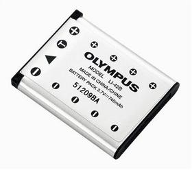 LI-42B Li-Batterie 740mAh Olympus 785300125757 Photo no. 1