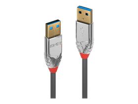 USB 3.0 Typ A Cavo, Cromo Line 5m Cavo LINDY 785300141585 N. figura 1