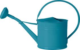 1.5 L Giesskanne 631325400000 Grösse Liter 1.5 l x B: 13.0 cm x T: 13.0 cm x H: 12.0 cm Farbe Blau Bild Nr. 1